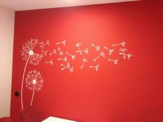Kreative Malerarbeiten: ausgefallene Esszimmer von Maler Kaltenbach