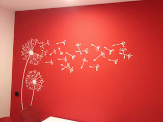 Maler Kaltenbach Ruang Makan Gaya Eklektik