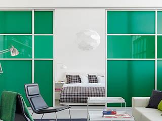Raumteiler Schlafzimmer: moderne Schlafzimmer von Elfa Deutschland GmbH