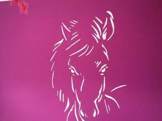 Kreative Malerarbeiten:  Kinderzimmer von Maler Kaltenbach