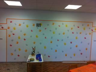 Magnetfarbe:  Schulen von Maler Kaltenbach