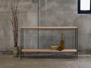 Muebles auxiliares:  de estilo industrial de Cube Deco, Industrial