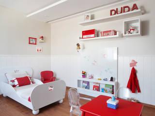 Projekty,  Pokój dziecięcy zaprojektowane przez homify,