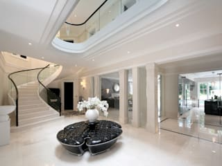 Project 6 Weybridge de Flairlight Designs Ltd Moderno