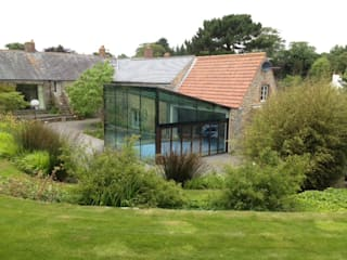 Guernsey: modern Houses by JCCH Architects