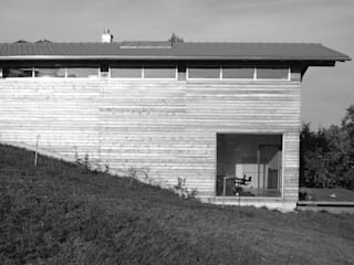 Modern houses by Thomas Pscherer Architekt Modern