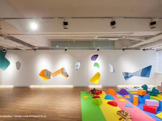 atelier blur / georges hung architecte d.p.l.g. Ecoles modernes
