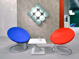 D-TEC´s Cobra Lounge Sessel von D-Tec Industriedesign GmbH Minimalistisch