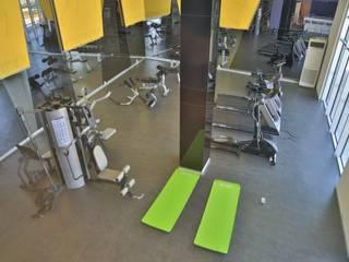 Seba Holding – Seba Solemar Adabükü: modern tarz Fitness Odası