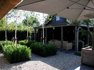 Building Design Architectuur Modern terrace
