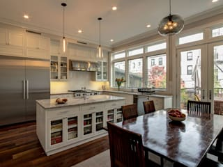 Park Slope Brownstone 3 by Ben Herzog Architect Colonial