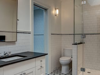 Brooklyn Townhouse Classic style bathroom by Ben Herzog Architect Classic