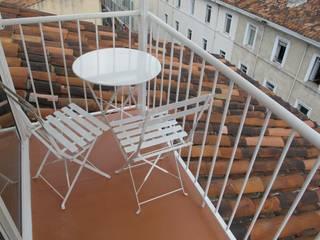 Réaménagement d'un 2 pièces à Marseille par Héquet Architecture
