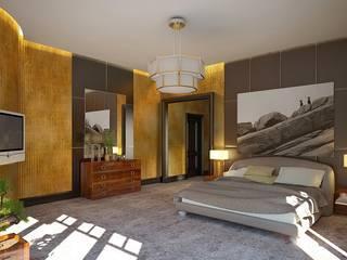 modern  by Design studio of Stanislav Orekhov. ARCHITECTURE / INTERIOR DESIGN / VISUALIZATION., Modern