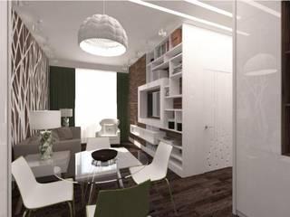 Архитектурное бюро 'Золотые головы' WohnzimmerAccessoires und Dekoration