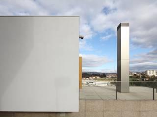 Albertina Oliveira-Arquitetura Unipessoal Lda Casas minimalistas