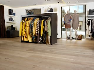 Nobel flooring Country style commercial spaces