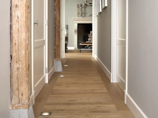 Nobel flooring Country style corridor, hallway& stairs