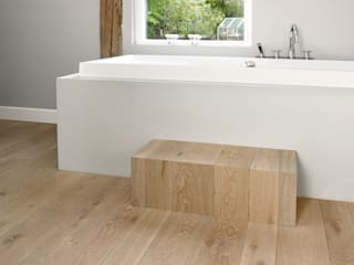 Country style bathroom by Nobel flooring Country