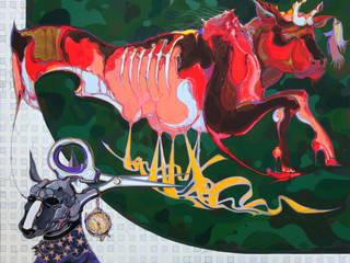 Painting: Oh, Hwajin의 에클레틱 ,에클레틱 (Eclectic)