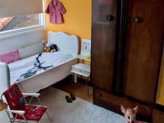 gezinshuis met kleur Eclectische kinderkamers van IJzersterk interieurontwerp Eclectisch
