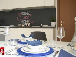 Angolo cucina: Cucina in stile in stile Moderno di My House My Style