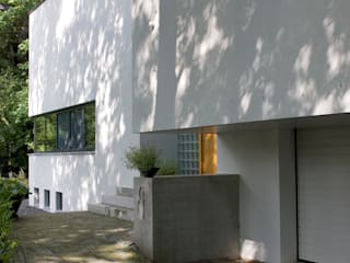 Casas modernas por Doreth Eijkens | Interieur Architectuur Moderno