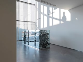 Edificios de oficinas de estilo  por Vegni Design, Minimalista