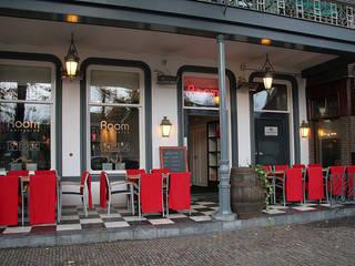 Espaços gastronômicos campestres por Doreth Eijkens | Interieur Architectuur Campestre