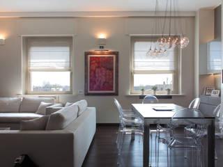 Moderne woonkamers van Francesca Bonorandi Modern