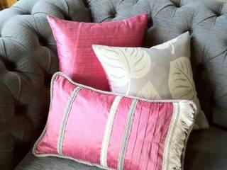 Beautiful Bespoke Cushions:   by Amoloulou Limited