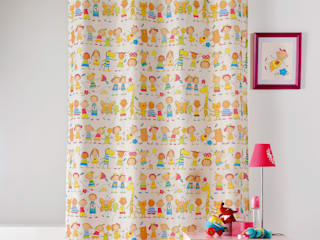 Rideaux prêts à poser>Kids>GIRAFE So Textil Chambre d'enfantsAccessoires & décorations
