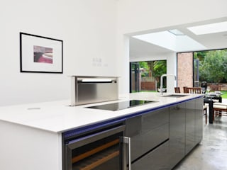 North West London refurbishment and extension:  Kitchen by London Refurbishments
