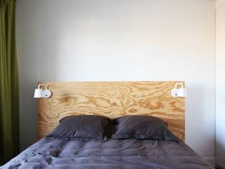 tête de lit par cambiums Moderne