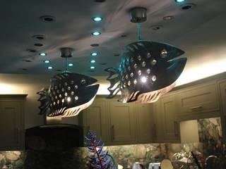 Cod Fish Gastronomie moderne par Archerlamps - Lighting & Furniture Moderne