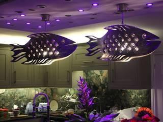 Cod Fish par Archerlamps - Lighting & Furniture Moderne