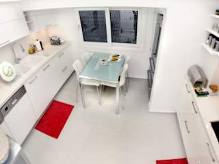 Modern Kitchen by As Tasarım - Mimarlık Modern