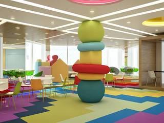 Kids Club de EVGENY BELYAEV DESIGN Ecléctico