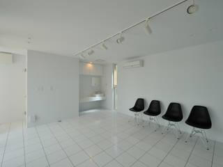 1+n: 加藤一成建築設計事務所が手掛けた書斎です。,