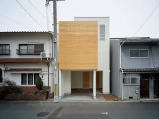 Skandynawskie domy od 井戸健治建築研究所 / Ido, Kenji Architectural Studio Skandynawski