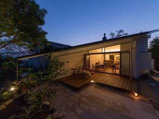 makioto: エコリコデザイン一級建築士事務所が手掛けた家です。,