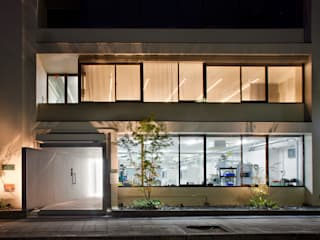 Office buildings by TotalDesignWorks ROOT