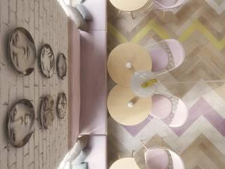 Kawiarnia w spichlerzu od Kamińska Stańczak Eklektyczny