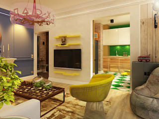 by Apolonov Interiors Eclectic
