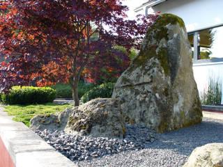 Vorgarten:  Garten von ROJI Japanische Gärten