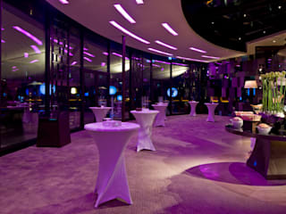 Restaurant:  Gastronomy by Elektra Lighting Design