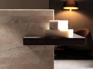 Baños de estilo  por Vegni Design, Minimalista