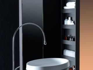 minimalistic Bathroom by Vegni Design