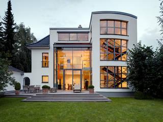 Architekturbüro Lehnen Casas de estilo moderno