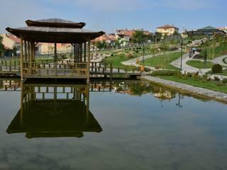 Eskişehir Tepebaşı Belediyesi Toprak Dede Hayrettin Karaca Parkı Modern Bahçe Eskişehir Tepebaşı Belediyesi Modern